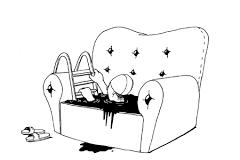 Annulation de la vente d'un canapé présentant des défauts visibles