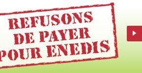 Signez la pétition « Linky : refusons de payer pour Enedis »